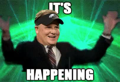 Watch and share Chipkelly GIFs and Eagles GIFs by philadel-215 on Gfycat