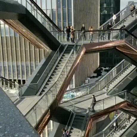 Watch and share When Drugs And Architecture Collide In Stairs GIFs on Gfycat