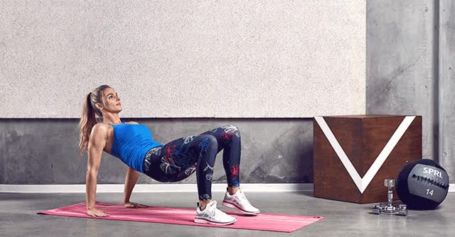 Watch and share The New ' On The Go ' Workout - The Fabletics Blog GIFs on Gfycat
