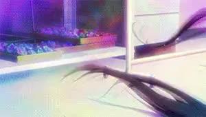 Watch and share Oreki Houtarou GIFs and Chitanda Eru GIFs on Gfycat