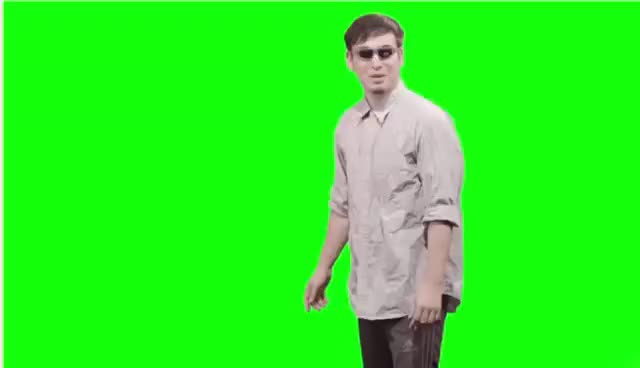 "Watch and share FilthyFrank Greenscreen  ""Remember Kids, Sideways For Attention, Longways For Results"" GIFs on Gfycat"