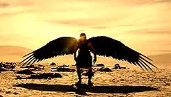 Watch and share Katrine De Candole GIFs and Archangel Michael GIFs on Gfycat