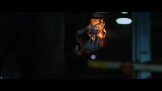 Watch and share Johnny Blaze First Transformation   Ghost Rider (2007) Movie Clip GIFs on Gfycat