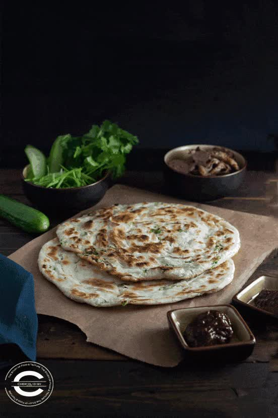 Watch and share {Scallion Pancake} With {Braised Beef} GIFs on Gfycat