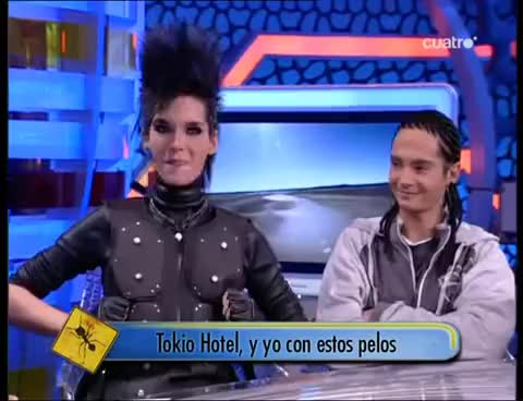 Watch and share Tokio Hotel GIFs on Gfycat