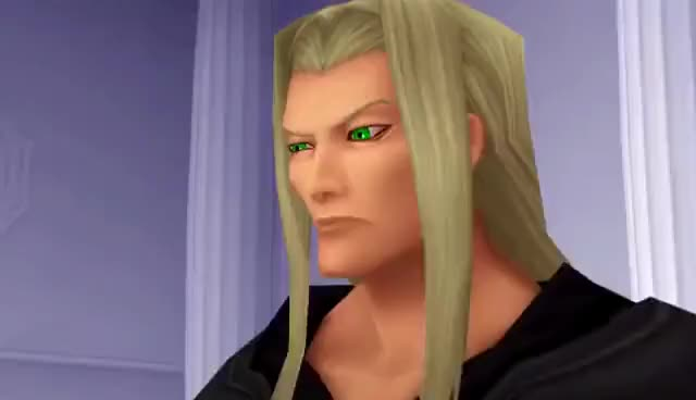 Watch and share #20 — Vexen The Scientist - KH HD 1.5 ReMIX, Re:CoM - All Cutscenes GIFs on Gfycat