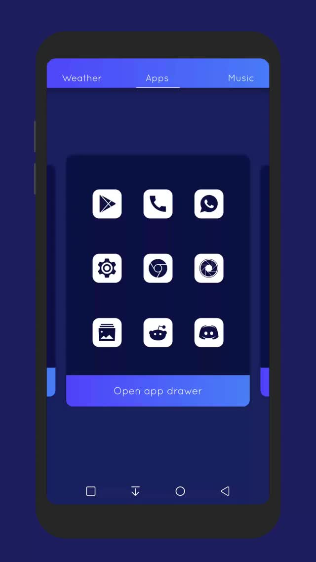 Watch and share Android Themes GIFs and Android Setup GIFs by yazeed105x on Gfycat