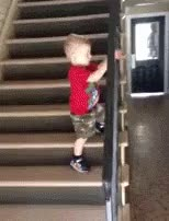 Watch and share Escalera GIFs and Caida GIFs by matiasdlm on Gfycat