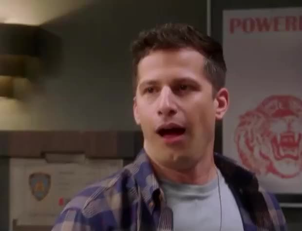 Watch and share Brooklyn Nine Nine GIFs and Andy Samberg GIFs by Reactions on Gfycat