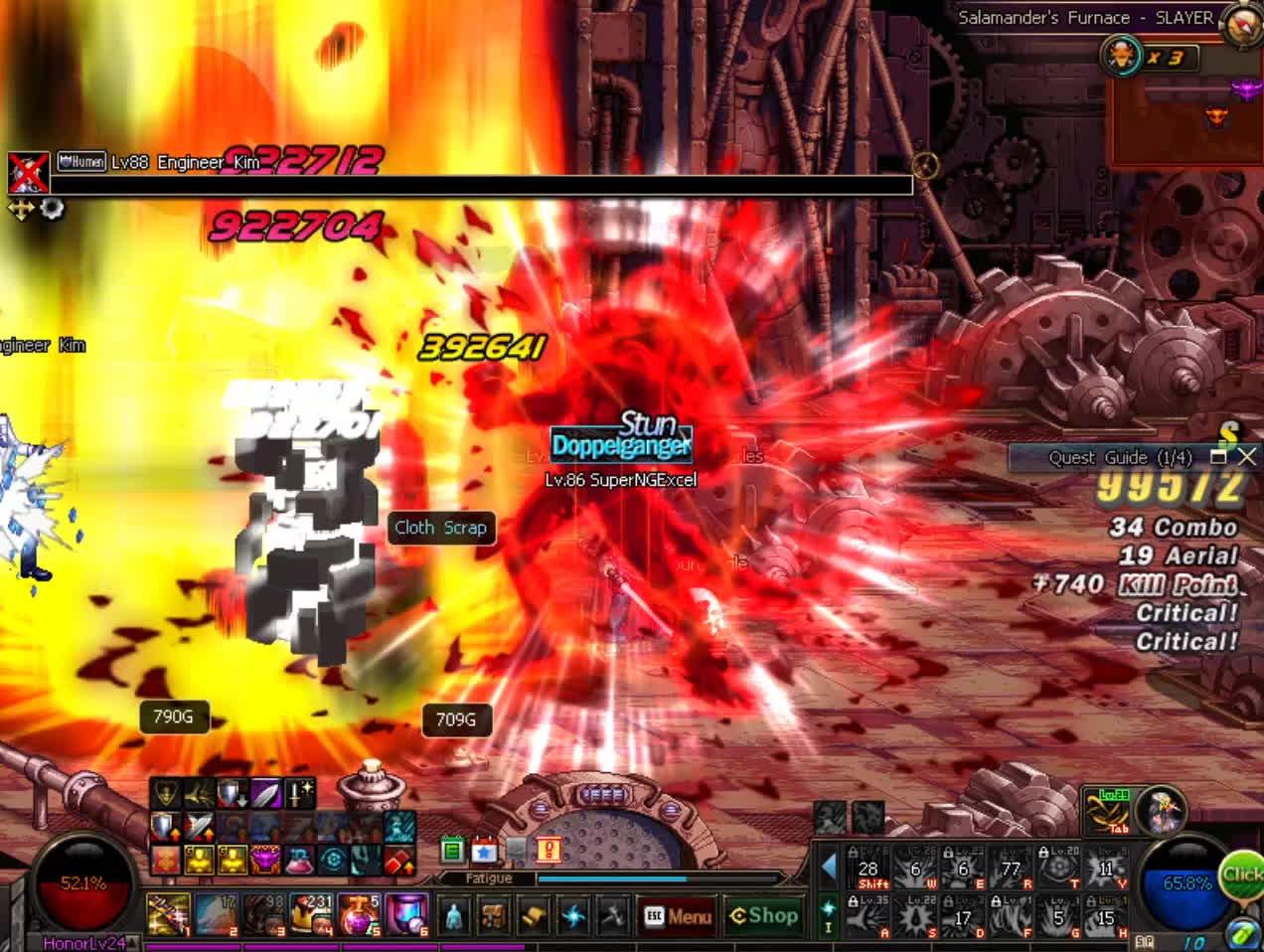 DFO, Epics, Hell Mode, dfo, epics, hell mode, DFO Hell Mode Vol.3 GIFs