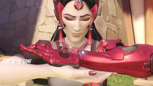 Watch and share Overwatch GIFs and Symmetra GIFs by chaoscruizer on Gfycat