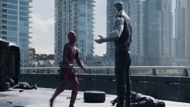 Watch this deadpool GIF on Gfycat. Discover more deadpool, ryan reynolds, superheroes GIFs on Gfycat