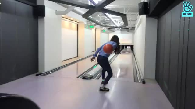 Watch and share Bowling GIFs and Yeojin GIFs by JM on Gfycat