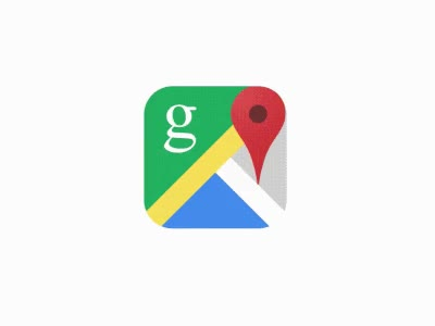 Watch Google Map icon animation with Framerjs. GIF on Gfycat. Discover more related GIFs on Gfycat