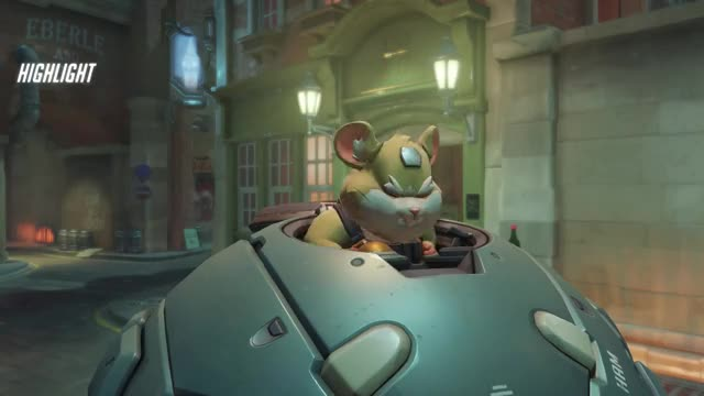 Watch Overwatch Titanfall crossover event GIF by diagnosisninja (@diagnosisninja) on Gfycat. Discover more hammond, highlight, overwatch, wrecking ball GIFs on Gfycat