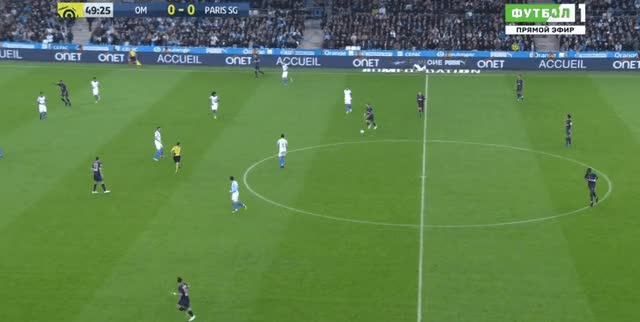 Watch and share Di Maria Long Pass Vs Marseille 18-19 GIFs by FIFPRO Stats on Gfycat