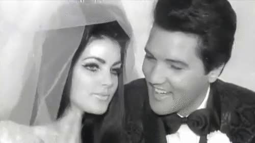 Watch and share Priscilla Presley GIFs and Black And White GIFs on Gfycat