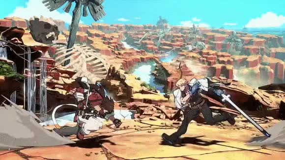 Watch and share Guiltygear GIFs and Fgc GIFs by bnice on Gfycat