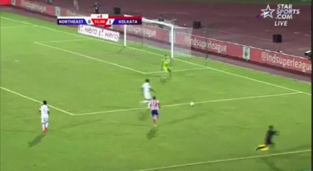 Watch and share Pody 0-2 Atletico De Kolkata GIFs on Gfycat