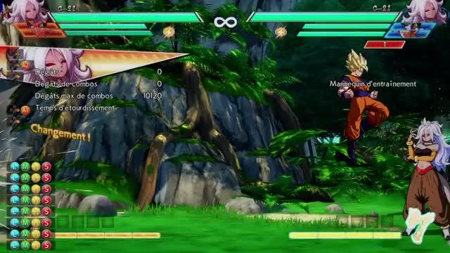Watch Corner GIF on Gfycat. Discover more Dragon Ball FighterZ, dbfz GIFs on Gfycat