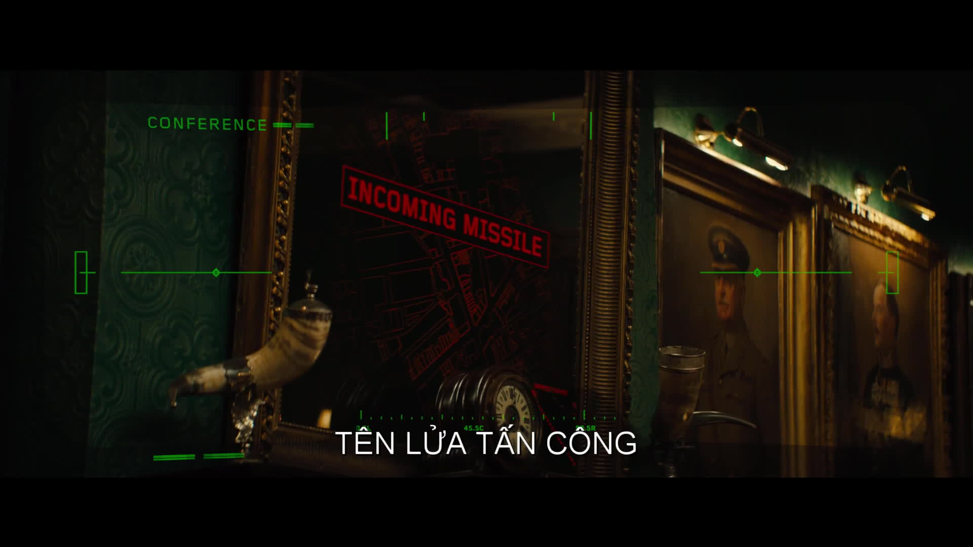 Kingsman 2 tung trailer cháy nổ mãn nhãn, mang đặc vụ Harry Hart trở lại