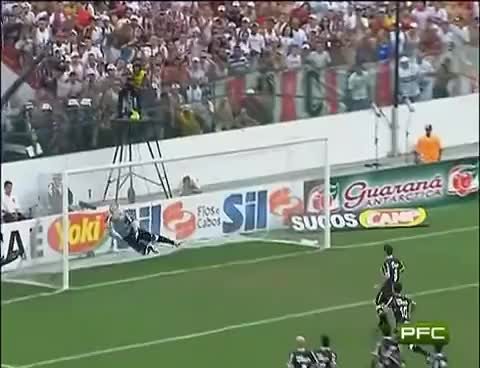 Watch and share Gol 100 De Rogério Ceni Narrado Pelos Radialistas GIFs on Gfycat