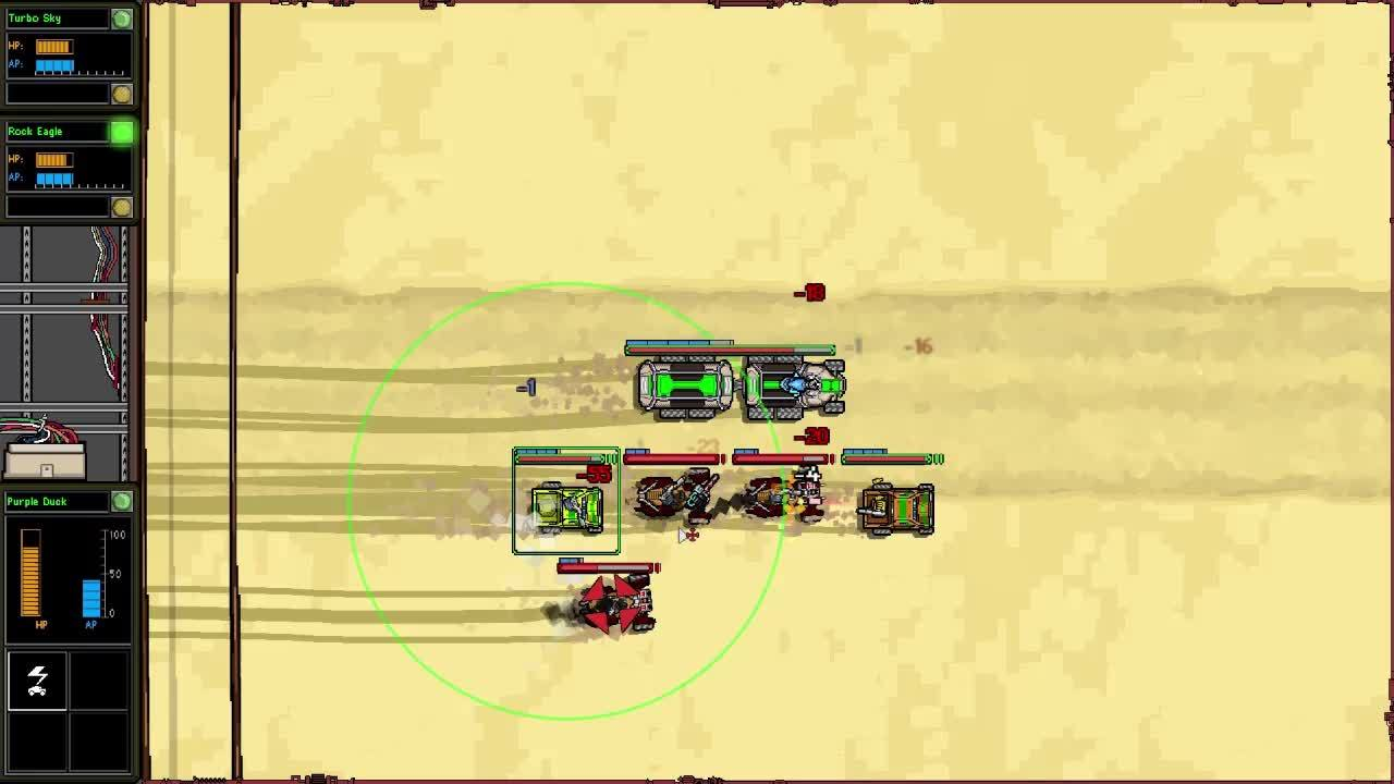 Convoy - Obstacles GIFs