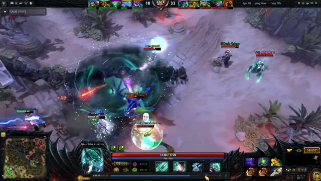 Watch and share Phantom Assassin GIFs and Dota 2 GIFs on Gfycat
