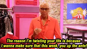 Watch Fuck Yeah-RuPaul's Drag Race GIF on Gfycat. Discover more Drag Queens, Drag Race, Katya, Max, Miss Fame, Mrs. Kasha Davis, Pearl, RPDR, Reality TV, RuPaul, RuPaul's Drag Race, Season 7, Violet Chachki, is there something on my face, oh no she didn't GIFs on Gfycat