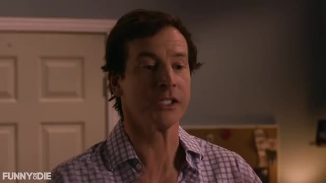 Watch this shut up GIF by Funny Or Die (@funnyordie) on Gfycat. Discover more Funny Or Die, Rob Huebel, fod, robhuebel, stop, stop talking, talking GIFs on Gfycat