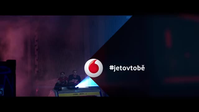 Watch #jetovtobě - powered by Vodafone GIF on Gfycat. Discover more related GIFs on Gfycat