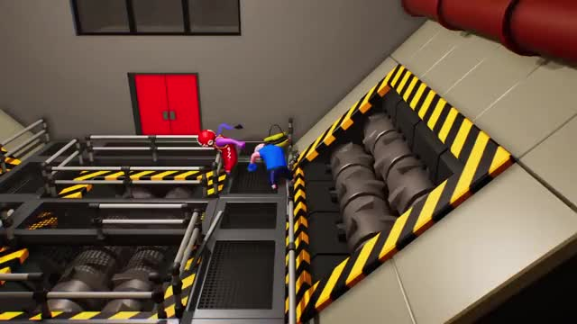 Watch and share Playstation 4 GIFs and Gang Beasts GIFs on Gfycat