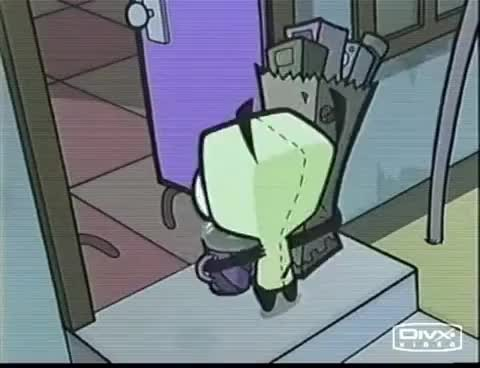 Watch and share Invader Zim GIFs and Screaming GIFs on Gfycat
