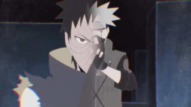 Watch and share Naruto Shippuden GIFs and Obito Vs Kakashi GIFs by majestickuma on Gfycat