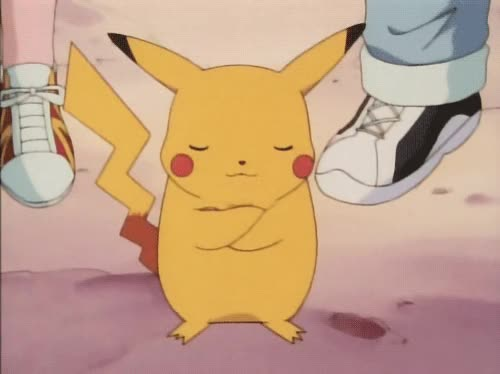 Watch this pikachu GIF by CaptainPotassium (@captainpotassium) on Gfycat. Discover more Nodding, Pokémon, anime GIFs on Gfycat
