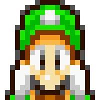 Watch and share Luigi Panicing. GIFs on Gfycat