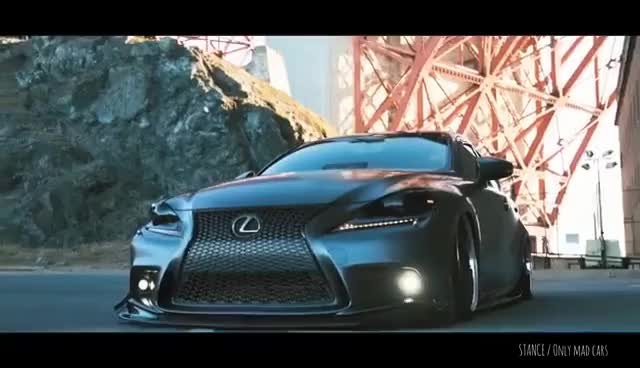 Watch STANCE | Lexus IS 350 GIF on Gfycat. Discover more related GIFs on Gfycat
