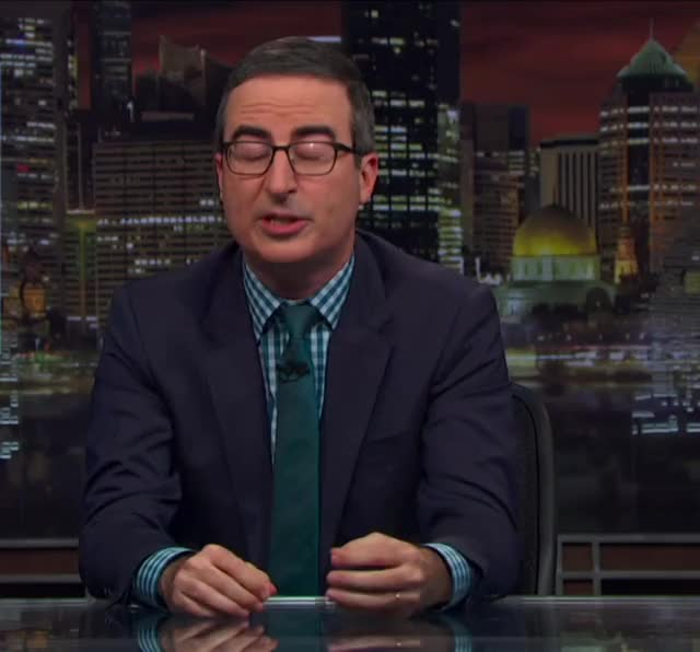 Watch and share I Don't Know GIFs and John Oliver GIFs by MikeyMo on Gfycat