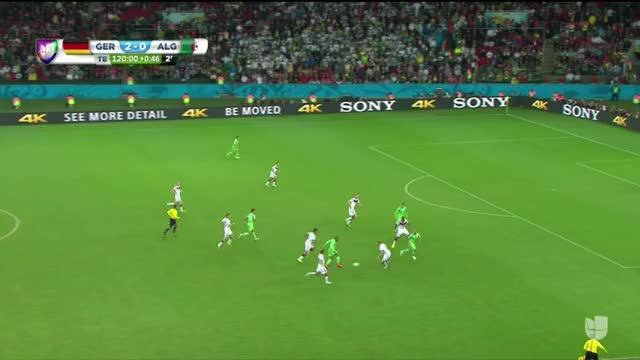 Watch Match Thread: Germany v Algeria [Round of 16] (reddit) GIF on Gfycat. Discover more soccer GIFs on Gfycat
