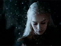 Watch dany, snow GIF on Gfycat. Discover more related GIFs on Gfycat