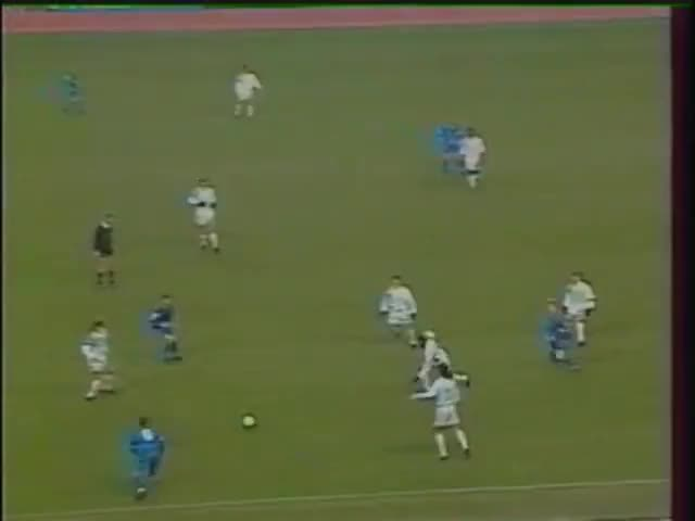 Watch 1993 March 3 CSKA Moscow Russia 1 Olympique Marseille France 1 Champions League GIF by @codfo18 on Gfycat. Discover more 1993, olympique, soccer GIFs on Gfycat