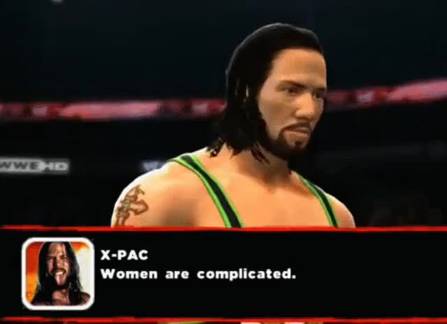 Watch and share X-Pac On Women (reddit) GIFs on Gfycat