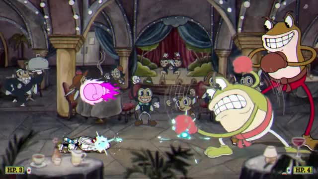 Watch and share Cuphead Gameplay GIFs by Hazuki on Gfycat