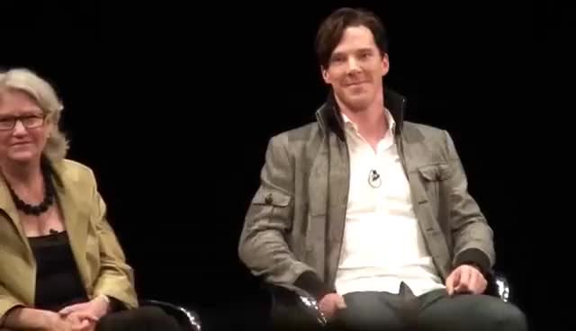 Watch and share Cumberbatch GIFs and Benedict GIFs on Gfycat
