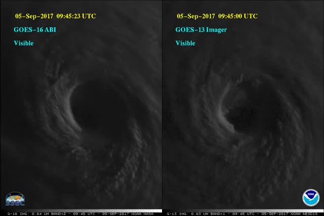 Watch and share Noaa Satellites GIFs and Hurricane Irma GIFs on Gfycat