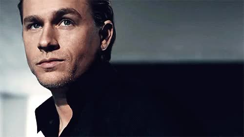Watch and share Charlie Hunnam GIFs on Gfycat