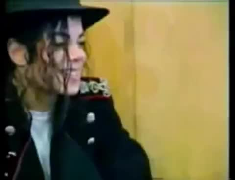 Watch michael GIF on Gfycat. Discover more beat it, better on the other side, billie jean, micahel jackson, michael sudden death, moon walk, smooth criminal, thiller GIFs on Gfycat