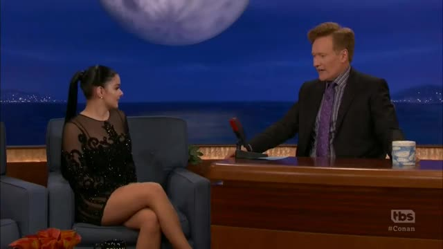 Watch and share Ariel Winter GIFs and Conan GIFs on Gfycat