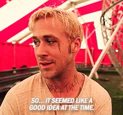 Watch and share Ryan Gosling GIFs and My Stuff GIFs on Gfycat