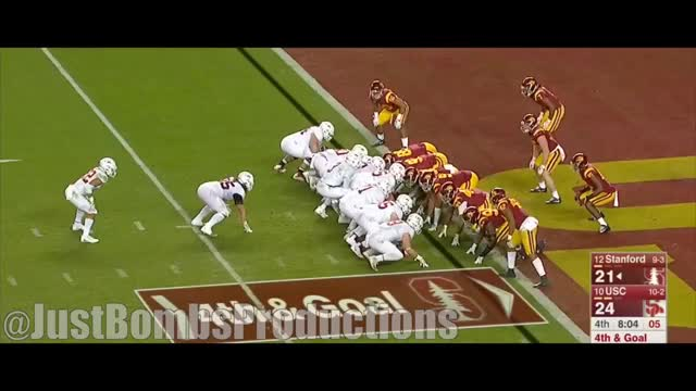 Watch Most Underrated Defensive Player in College Football || USC LB Uchenna Nwosu 2017 Highlights ᴴᴰ GIF on Gfycat. Discover more jbp, justbombsproductions GIFs on Gfycat